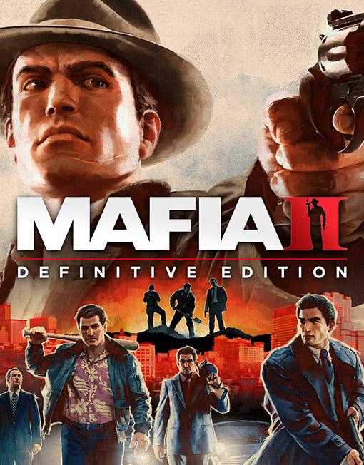 Mafia II 2 Definitive Edition PC [Steam Key]