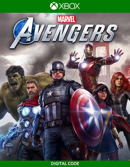 Marvel's Avengers Xbox Live [Digital Code]