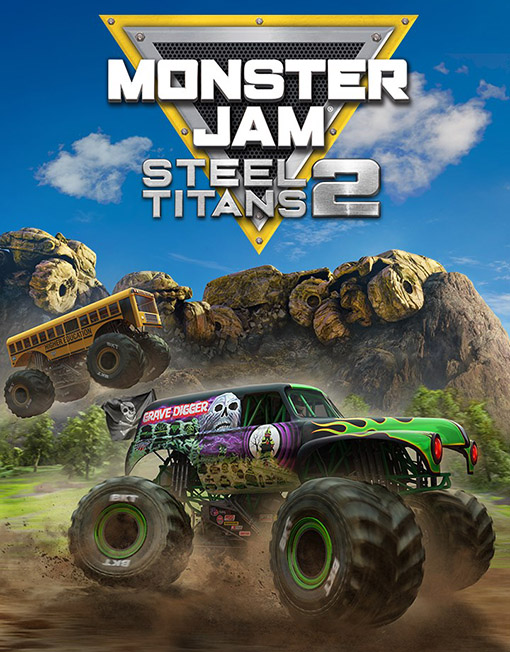 Monster Jam Steel Titans 2 PC [Steam Key]