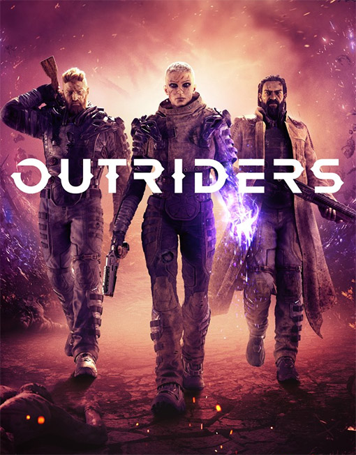 Outriders PC [Steam Key]