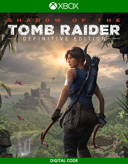 Shadow of the Tomb Raider Definitive Edition Xbox Live [Digital Code]