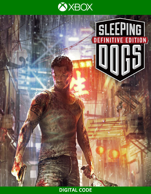 Sleeping Dogs Definitive Edition Xbox Live [Digital Code]