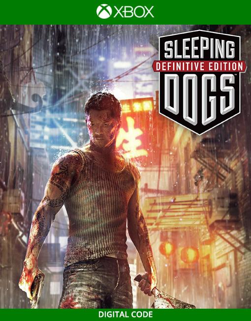 Sleeping Dogs Definitive Edition Xbox Live [Digital Code]