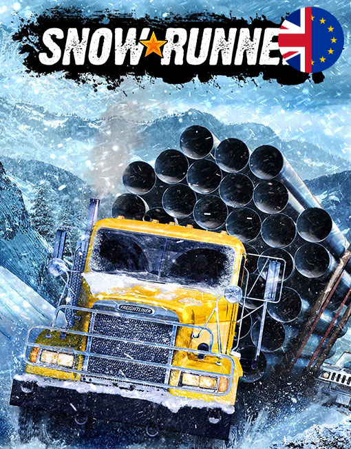 SnowRunner PC [Epic Games Key]