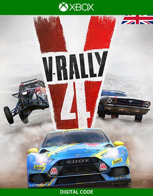V-Rally 4 Xbox Live [Digital Code]