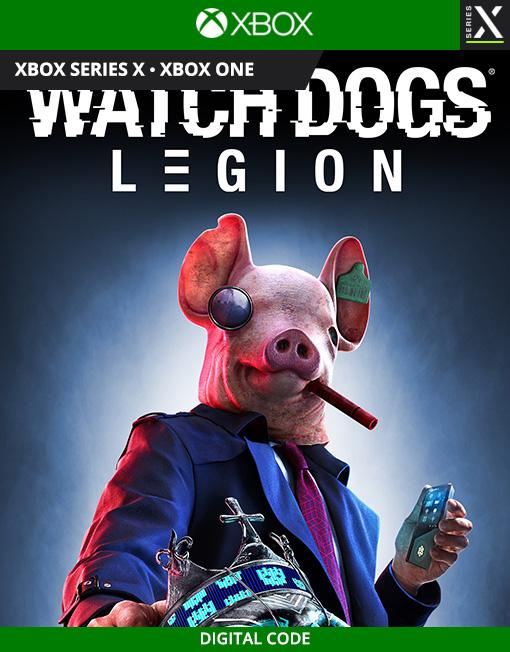 Watch Dogs Legion Xbox Live [Digital Code]
