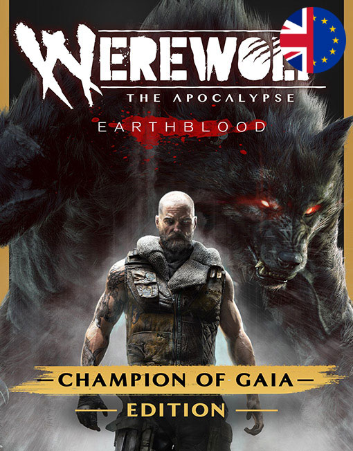 Werewolf The Apocalypse Earthblood Champion of Gaia PC [Steam Key]