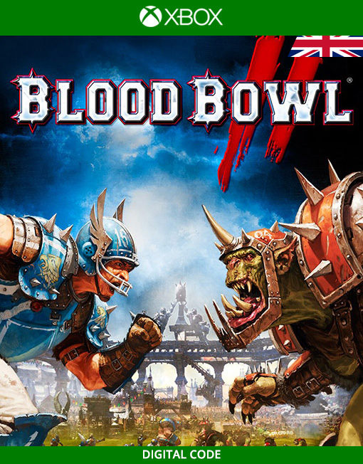 Blood Bowl 2 Xbox Live [Digital Code]