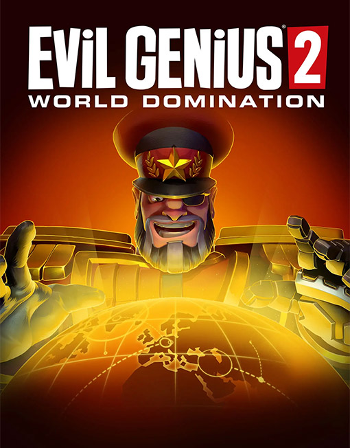 Evil Genius 2 World Domination Deluxe Edition PC [Steam Key]
