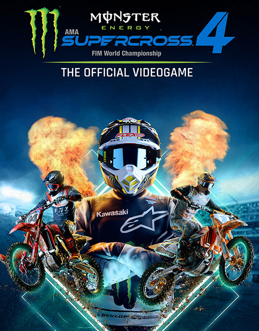 Monster Energy Supercross 4 PC [Steam Key]
