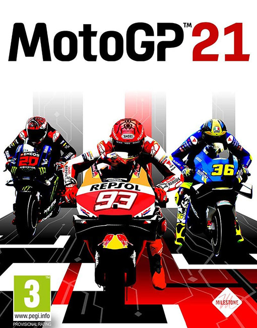 MotoGP 21 PC [Steam Key]