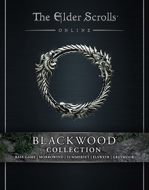 The Elder Scrolls Online Collection Blackwood TESO [Digital Key]