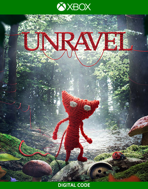 Unravel Xbox Live [Digital Code]