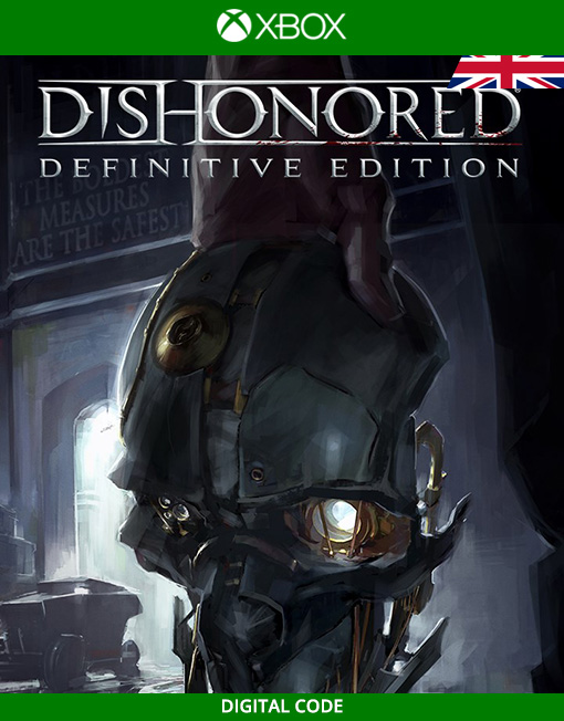 Dishonored Definitive Edition Xbox Live [Digital Code]