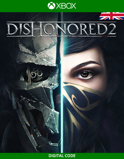 Dishonored 2 Xbox Live [Digital Code]