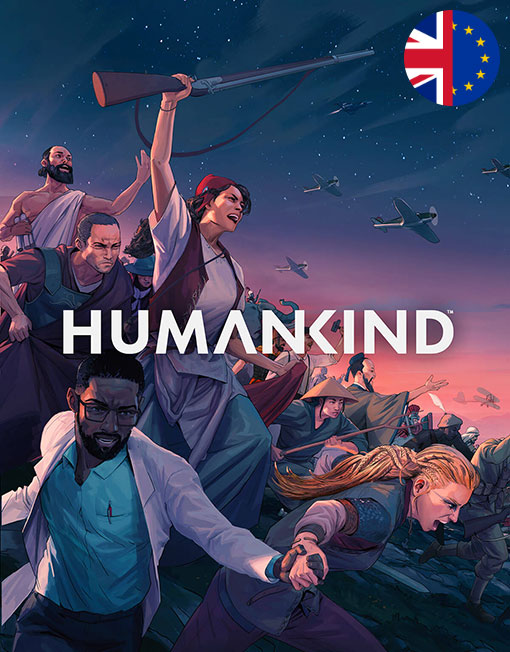 Humankind PC [Steam Key]