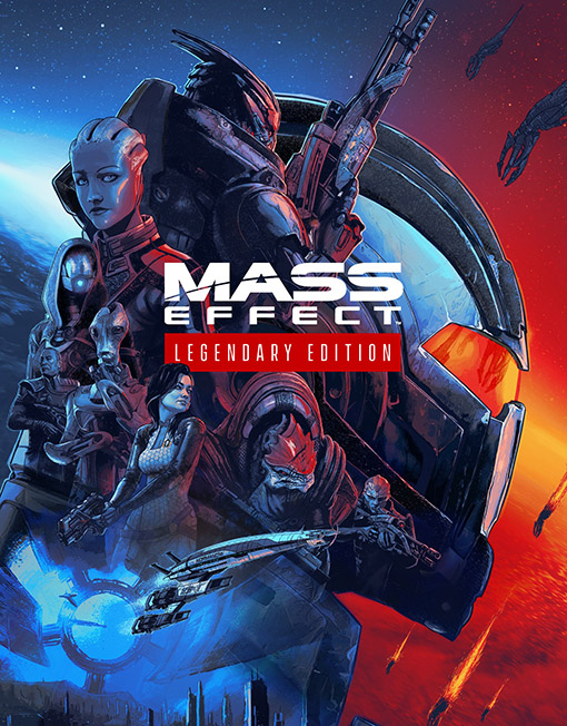 Mass Effect Legendary Edition PC [Origin Key]