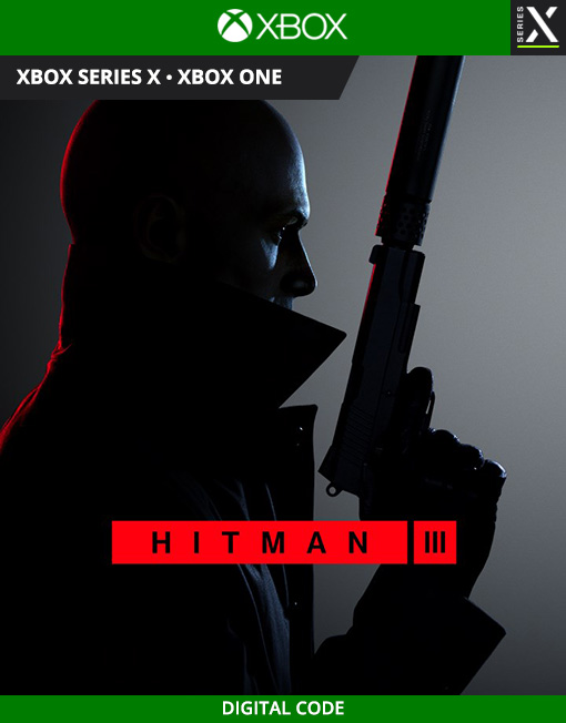 Hitman 3 Xbox Live [Digital Code]