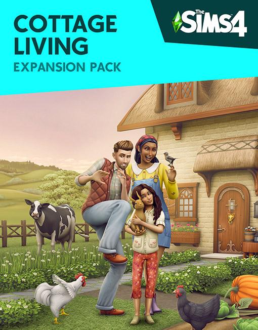 The Sims 4 Cottage Living PC [Origin Key]