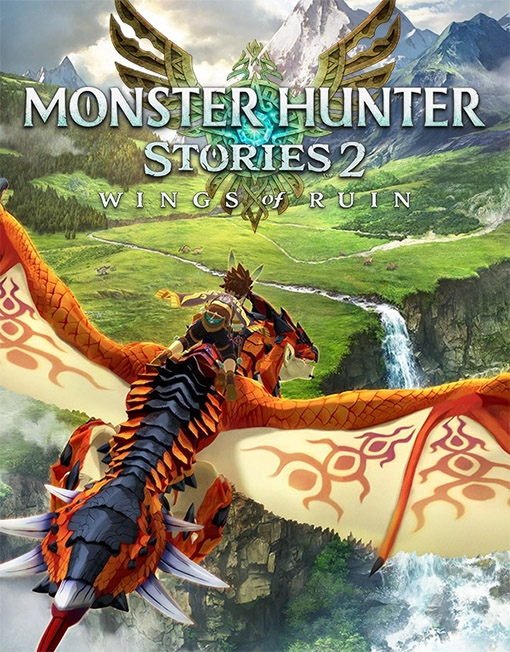 Monster Hunter Stories 2 Wings of Ruin PC [Steam Key]