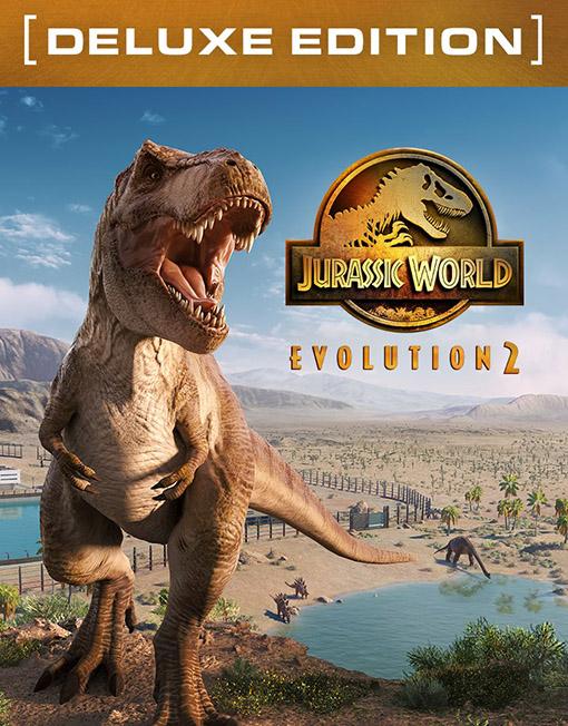 Jurassic World Evolution 2 Deluxe Edition PC [Steam Key]