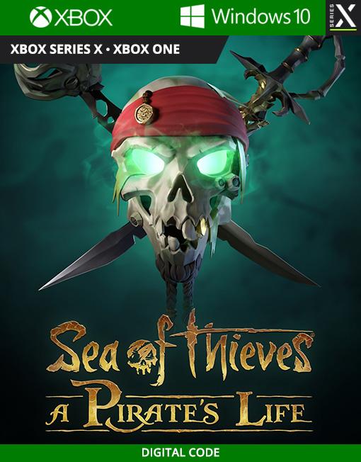 Sea of Thieves Xbox Live / Windows 10 PC [Digital Key]